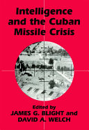 Pdf Intelligence and the Cuban Missile Crisis Telecharger