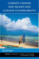 Climate Change and Island and Coastal Vulnerability Pdf/ePub eBook