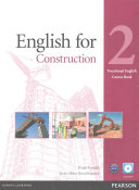 English for Construction Level 2 Coursebook and CD ROM Pack