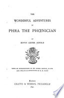 The Wonderful Adventures of Phra the Phoenician Book PDF