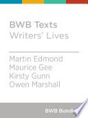 BWB Texts: Writers' Lives