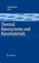 Thermal Nanosystems and Nanomaterials