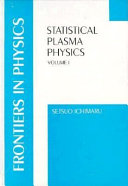 Statistical Plasma Physics  Volume I
