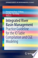 Integrated River Basin Management Book PDF