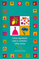 Active Ingredients Used in Cosmetics Pdf/ePub eBook