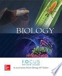 Raven, Biology © 2017, 11e (Reinforced Binding) AP Focus Review Guide