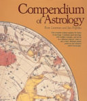 Compendium of Astrology