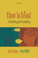 How to Moot