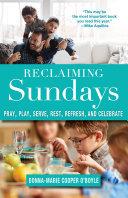 Reclaiming Sundays