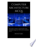 Computer Architecture Multiple Choice Questions and Answers  MCQs