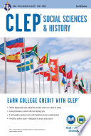 Clep Social Sciences History Book Online 2nd Ed