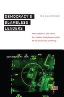 Democracy's Blameless Leaders ebook