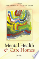 Mental Health And Care Homes