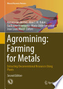 Agromining  Farming for Metals