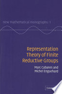 Representation Theory of Finite Reductive Groups