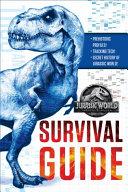 Jurassic World  Fallen Kingdom Dinosaur Survival Guide  Jurassic World  Fallen Kingdom