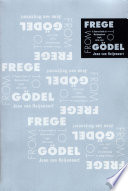 From Frege To G Del