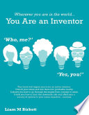 Wherever You Are In the World You Are an Inventor Book