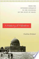 A History of Palestine
