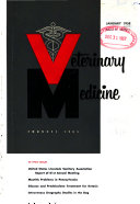 Veterinary Medicine Book