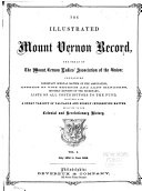 The Illustrated Mount Vernon Record