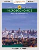 Macroeconomics   Microeconomics  Private and Public Choice  Loose lleaf Version  16th Ed    Mindtap Economics  1 Term   6 Months Access Card Book