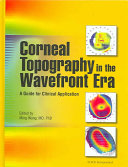 Corneal Topography in the Wavefront Era Book