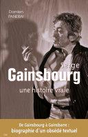 Pdf Serge Gainsbourg une histoire vraie Telecharger