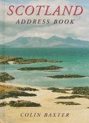 Scotland Address Book