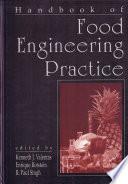 Handbook of Food Engineering Practice