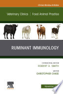 Immunology An Issue of Veterinary Clinics of North America  Food Animal Practice E Book
