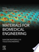 Materials for Biomedical Engineering  Nanobiomaterials in Tissue Engineering