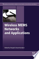 Wireless MEMS Networks and Applications Book