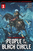 The Cimmerian: People of the Black Circle #1