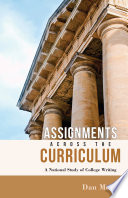 Assignments across the Curriculum