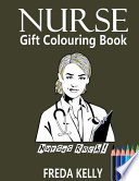 Nurse Gift Colouring Book
