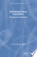 Distributed Power Generation
