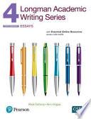 Longman Academic Writing Series 4 Interactive Student Book