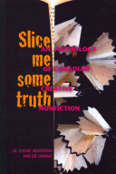 Slice Me Some Truth Book