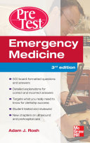 Emergency Medicine PreTest Self Assessment and Review  Third Edition