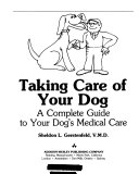 Taking Care of Your Dog