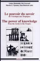 Pdf Le pouvoir du savoir de l'Arctique aux tropiques Telecharger
