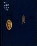 Children s Missionary Magazine of the United Presbyterian Church
