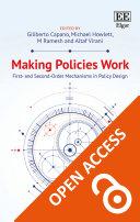 Pdf Making Policies Work Telecharger