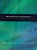 Managerial Economics Book PDF