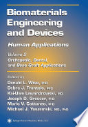 Biomaterials Engineering And Devices  Human Applications
