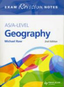 As/A-Level Geography