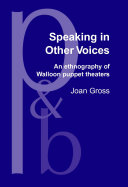 Speaking in Other Voices