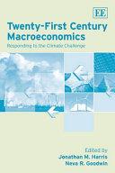 Twenty first Century Macroeconomics Book
