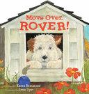 Move Over  Rover   Board Book  Book